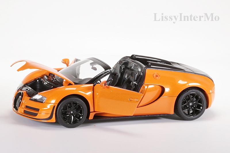 Bugatti Veyron 16.4 Grand Sport Vitesse – Bild 5