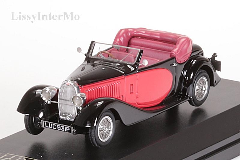 Bugatti T57 Stelvio 1934 Drophead Coupe – Bild 1