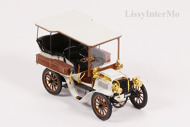Panhard & Levassor Type B1 Rear-Entrance Tonneau 1902 – Bild 8