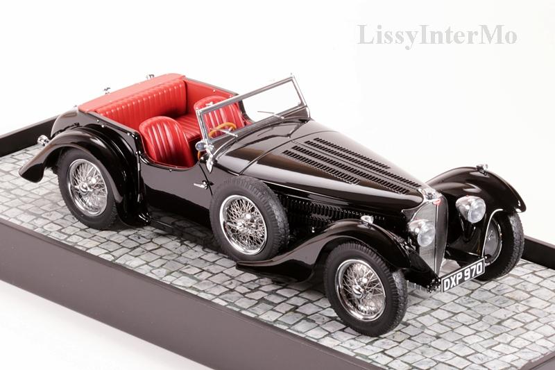 Bugatti T57 CS Corsica Roadster 1938 – Bild 2