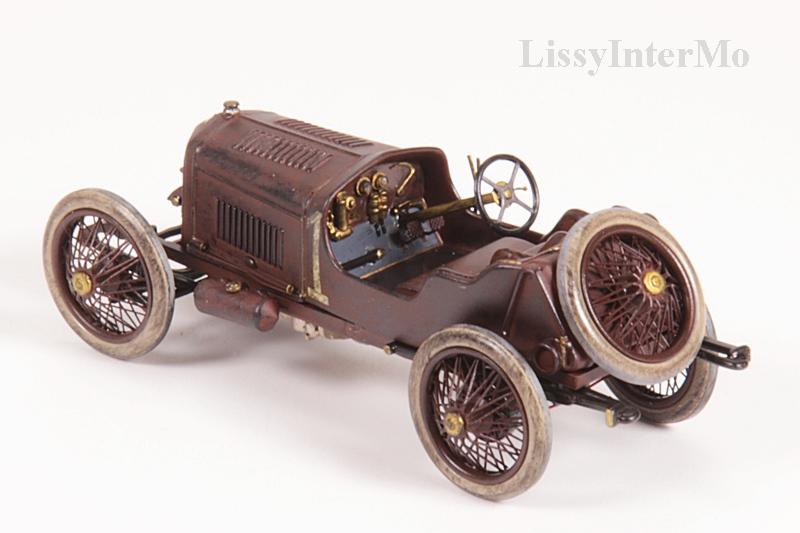 Hispano-Suiza 45CR Type Alphonso XIII Voiturette 1911 – Bild 4