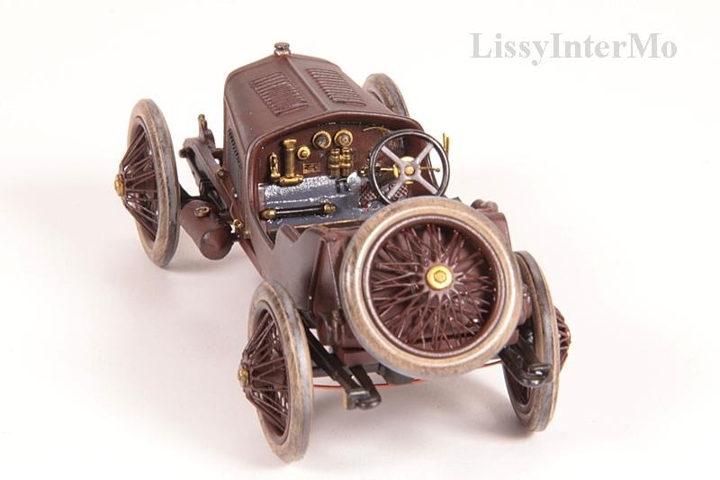 Hispano-Suiza 45CR Type Alphonso XIII Voiturette 1911 – Bild 9