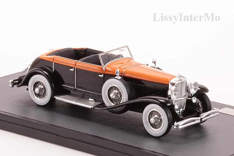 Duesenberg Model J Riviera Pheaton by Brunn 1934 – Bild 2