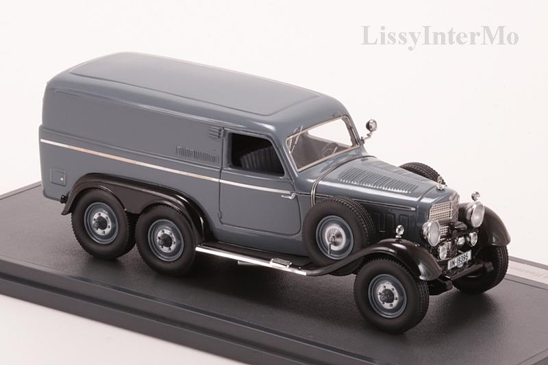 Mercedes-Benz G4 Kastenwagen 1939 – Bild 2