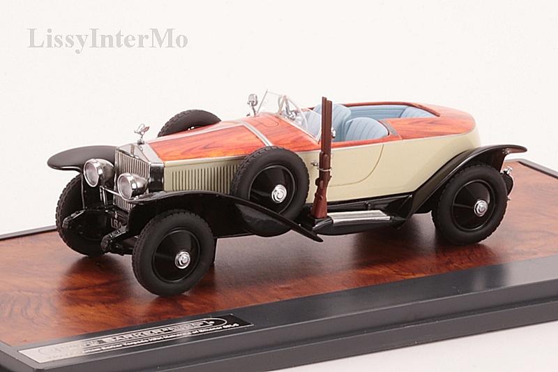 Rolls Royce Phantom Barker Torpedo 1925 – Bild 1
