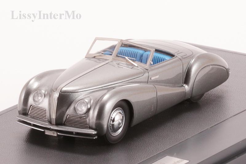 Alfa Romeo Tipo 256 Cabriolet 1939 – Bild 5
