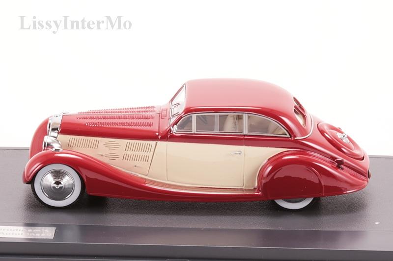 Delage D8 105S Aerodynamic Coupe 1935 – Bild 5