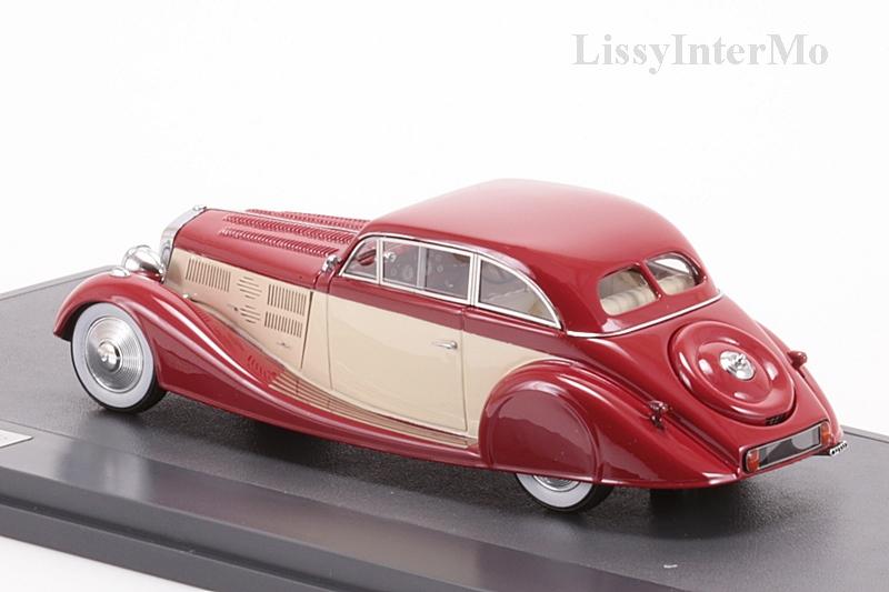 Delage D8 105S Aerodynamic Coupe 1935 – Bild 4