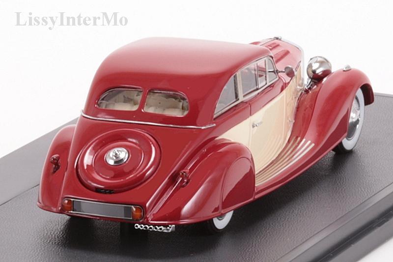 Delage D8 105S Aerodynamic Coupe 1935 – Bild 6