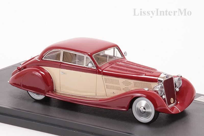 Delage D8 105S Aerodynamic Coupe 1935 – Bild 2