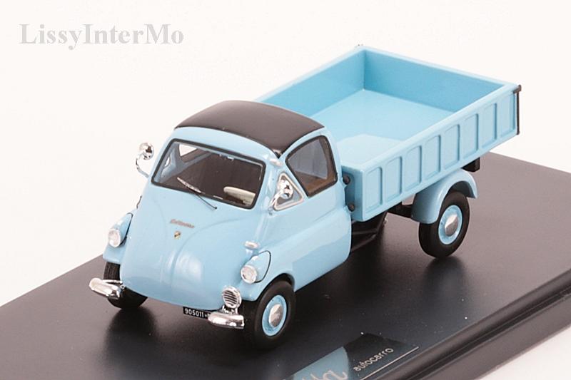 ISO IsettaCarro Pick-Up blauw 1957 – Bild 1