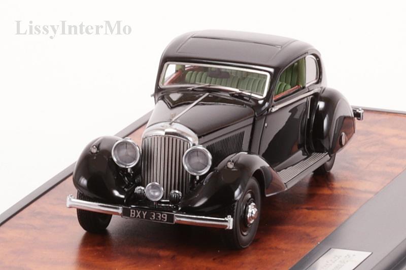 Bentley Freestone & Webb Airline Coupe 3,5 litre 1935 – Bild 5