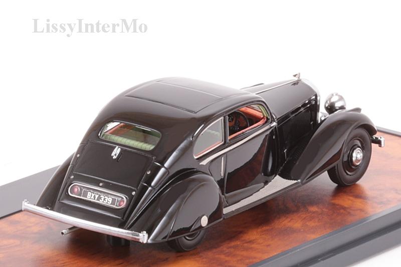Bentley Freestone & Webb Airline Coupe 3,5 litre 1935 – Bild 6