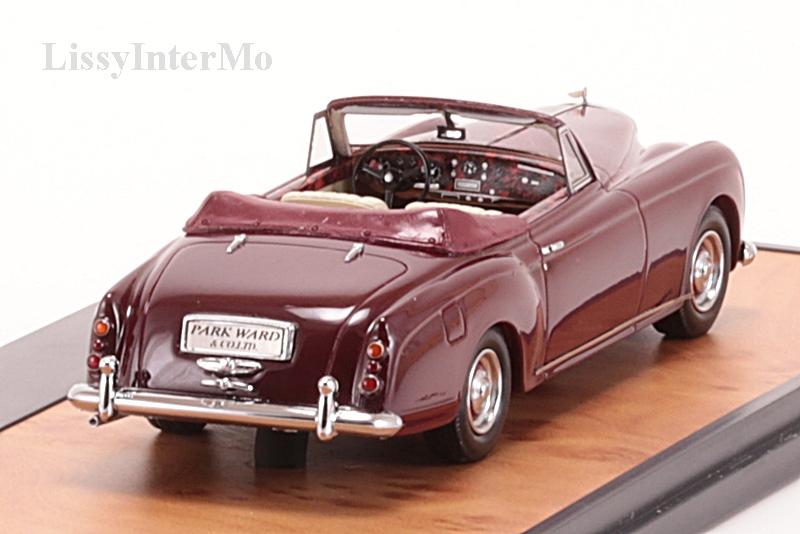 Bentley S1 Continental Park Ward DHC 1956 – Bild 7