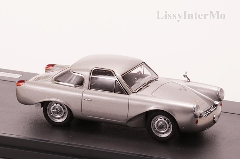 Glöckler-Porsche 356 Special Coupe 1954  – Bild 2