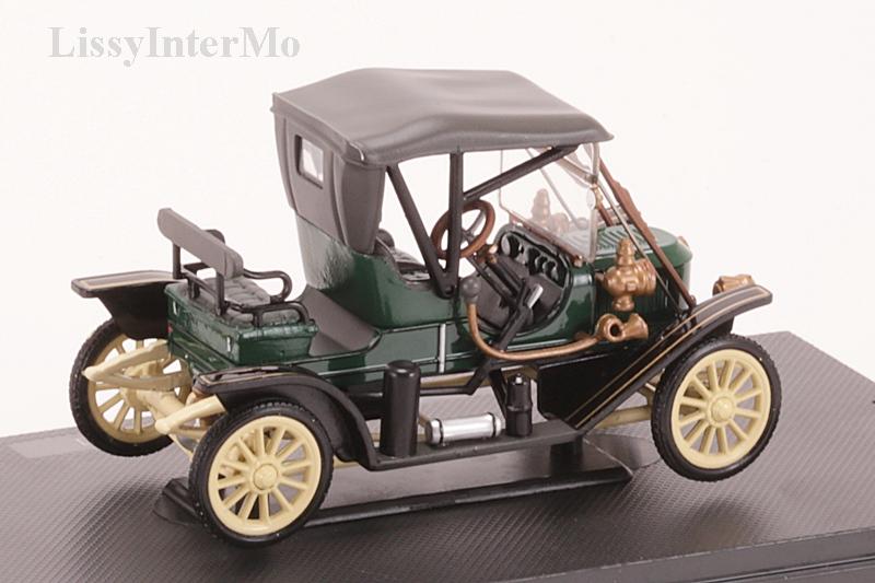 Stanley Steamer Modell 62  1911 – Bild 7