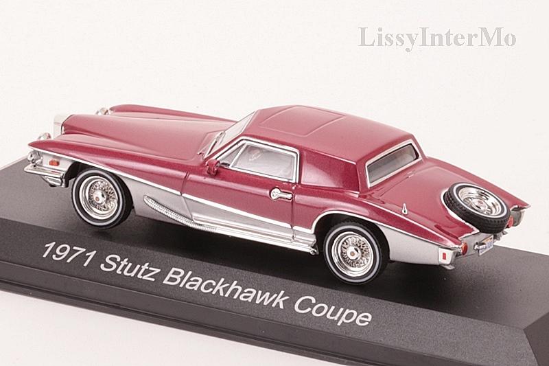 Stutz Blackhawk Coupe 1971 Premium X  – Bild 4