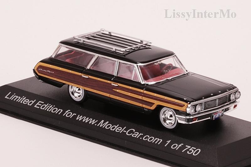 Ford Country Squire 1964 Premium X – Bild 2