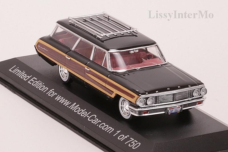 Ford Country Squire 1964 Premium X – Bild 7