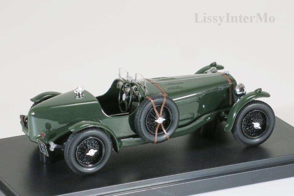 Alvis Speed 20 SA 4.3 Litre Special (Great Britain, 1933) – Bild 4