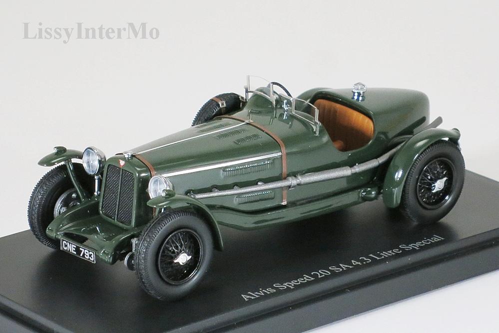 Alvis Speed 20 SA 4.3 Litre Special (Great Britain, 1933) – Bild 3