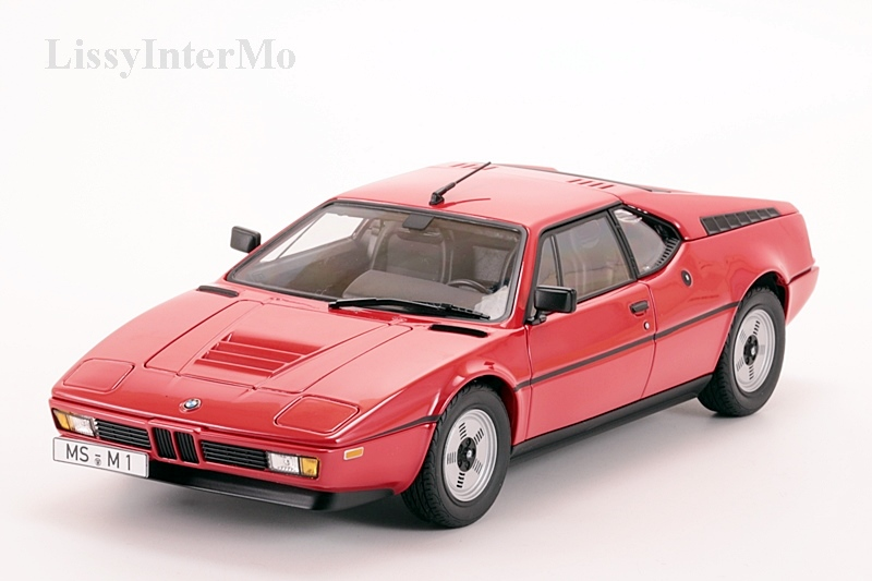 BMW M1 1978 rot  – Bild 1