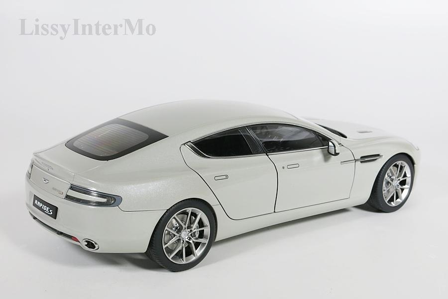 Aston Martin Rapide S 2015  silber – Bild 7
