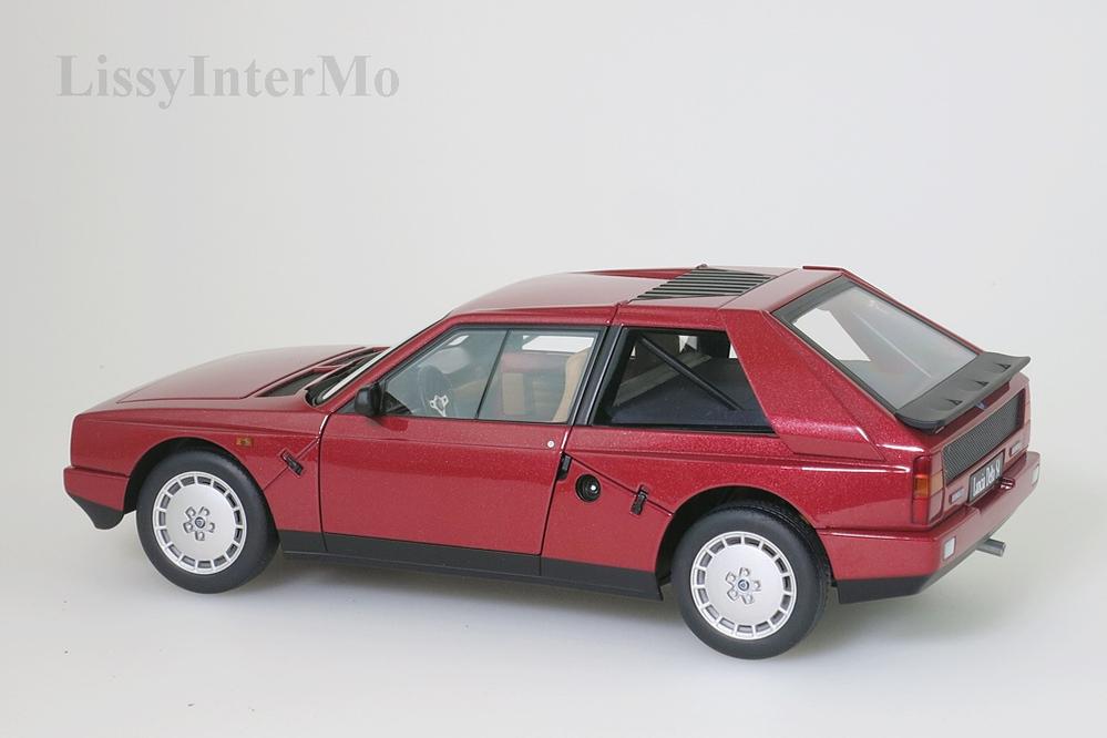 Lancia Delta S4 1985 rot  – Bild 3