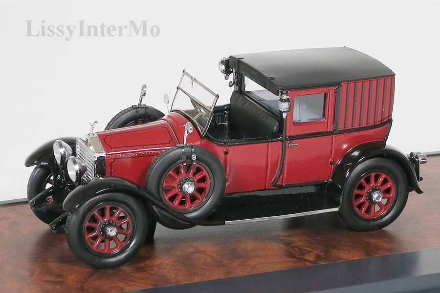 Rolls Royce 20HP  Drive Brougham by Brewster #GAJ15 1927 – Bild 4