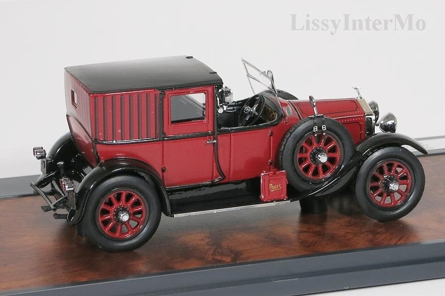 Rolls Royce 20HP  Drive Brougham by Brewster #GAJ15 1927 – Bild 6