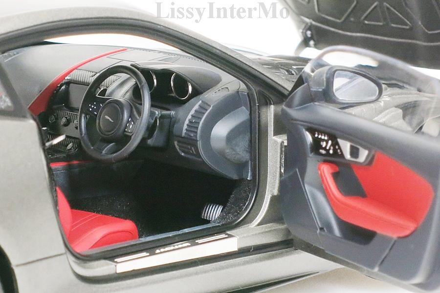 Jaguar F-Type R Coupe 2015  matt grau – Bild 10