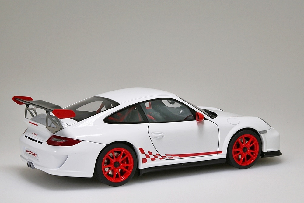 Porsche 911 (997) GT3 RS  3.8  2010  carrera white – Bild 6