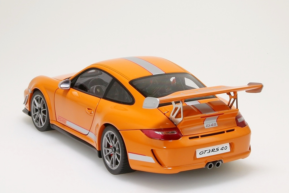 Porsche 911 (997) GT3 RS  3.8  2011 orange – Bild 2
