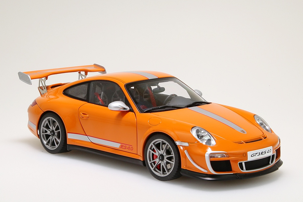 Porsche 911 (997) GT3 RS  3.8  2011 orange – Bild 7