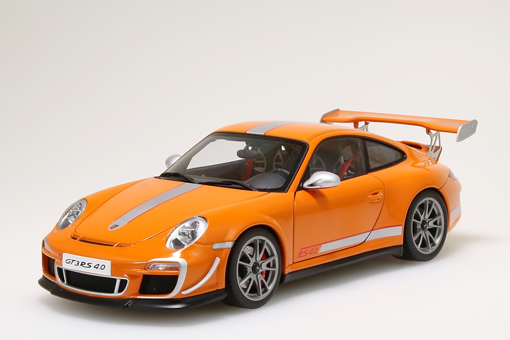 Porsche 911 (997) GT3 RS  3.8  2011 orange – Bild 4