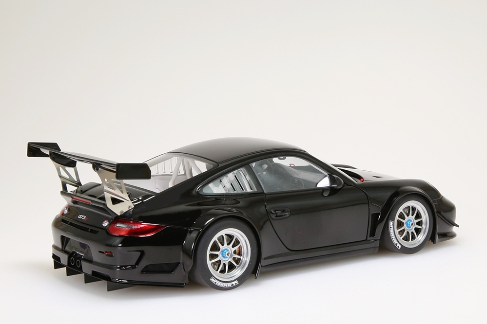 Porsche 911 (997) GT3 R   2010 Plain Body Version schwarz  – Bild 7