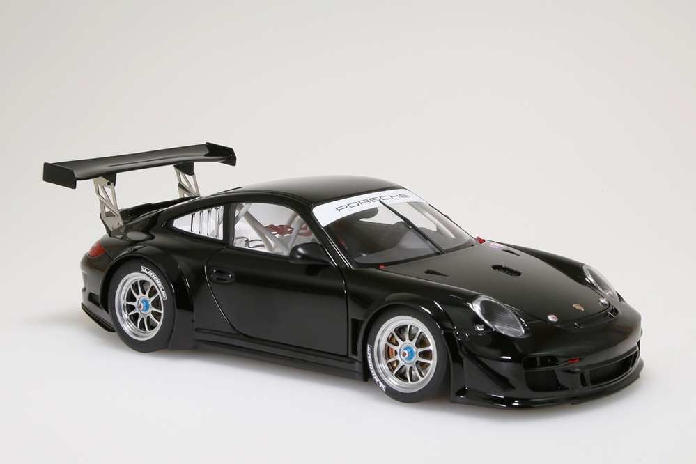 Porsche 911 (997) GT3 R   2010 Plain Body Version schwarz  – Bild 6