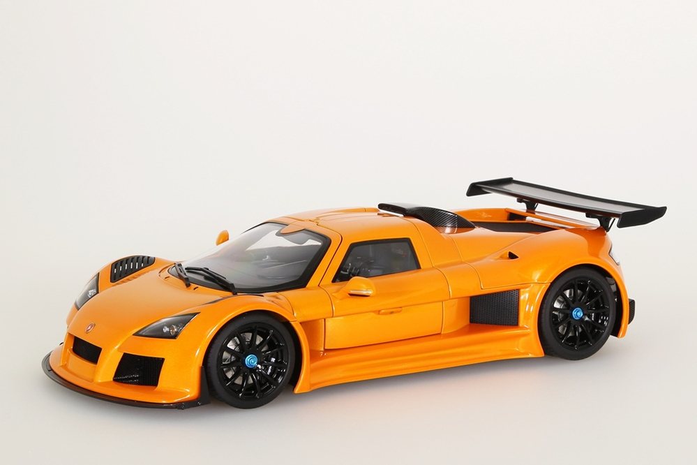 Gumpert Apollo S 2005 metallic orange – Bild 1