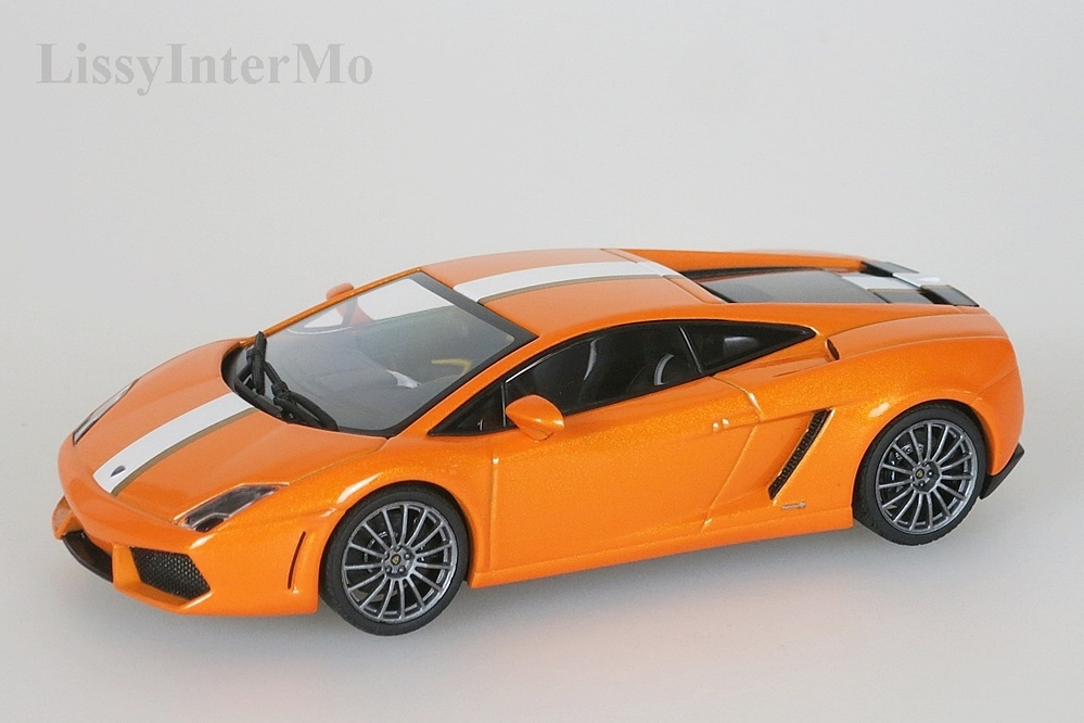 Lamborghini Gallardo LP 550-2 Balboni 2009  orange metallic – Bild 1