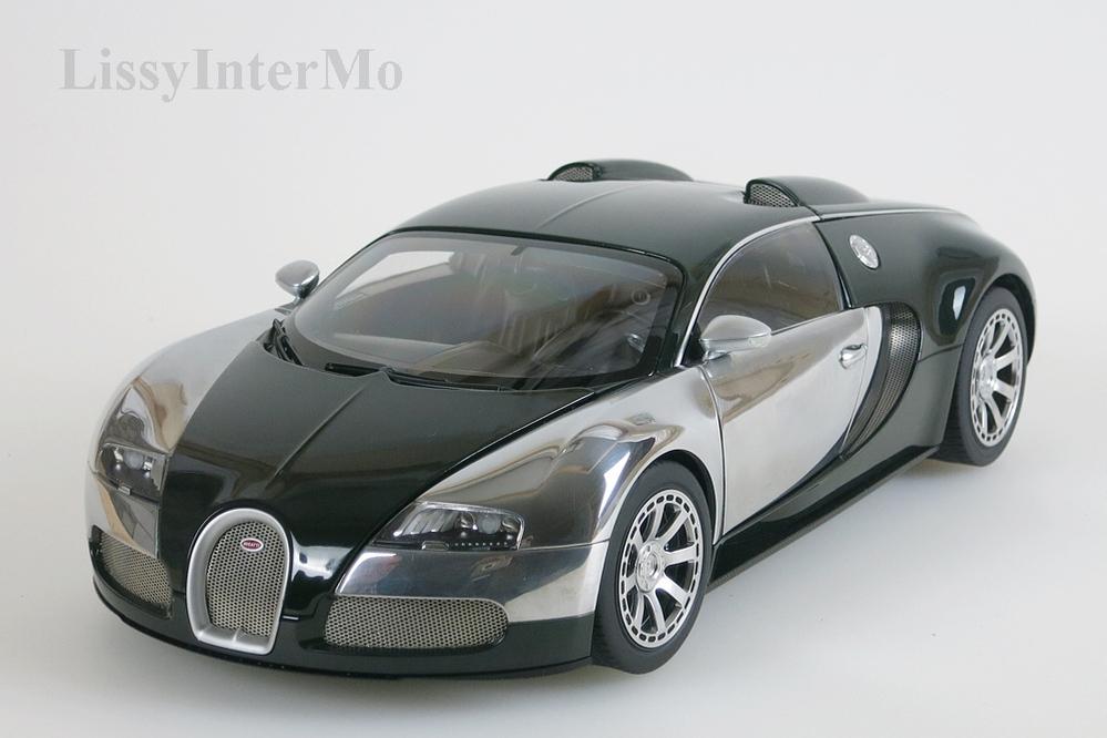 Bugatti Veyron EB 16.4  2009  L'Edition Centenaire Malcolm Campbell racing grün – Bild 4