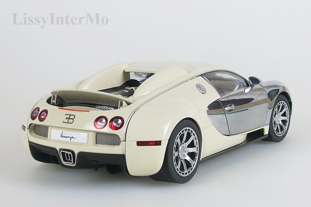 Bugatti Veyron EB 16.4  2009  L'Edition Centenaire weiss – Bild 11