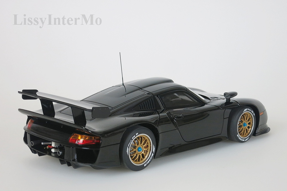 Porsche 911 GT1  1997  Plain Body Version schwarz – Bild 12