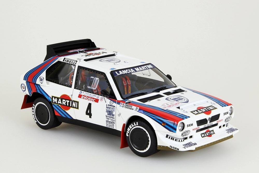 Lancia Delta S4 1986 Martini Tour de Corse 1986 Toivonen/Cresto #4 – Bild 9