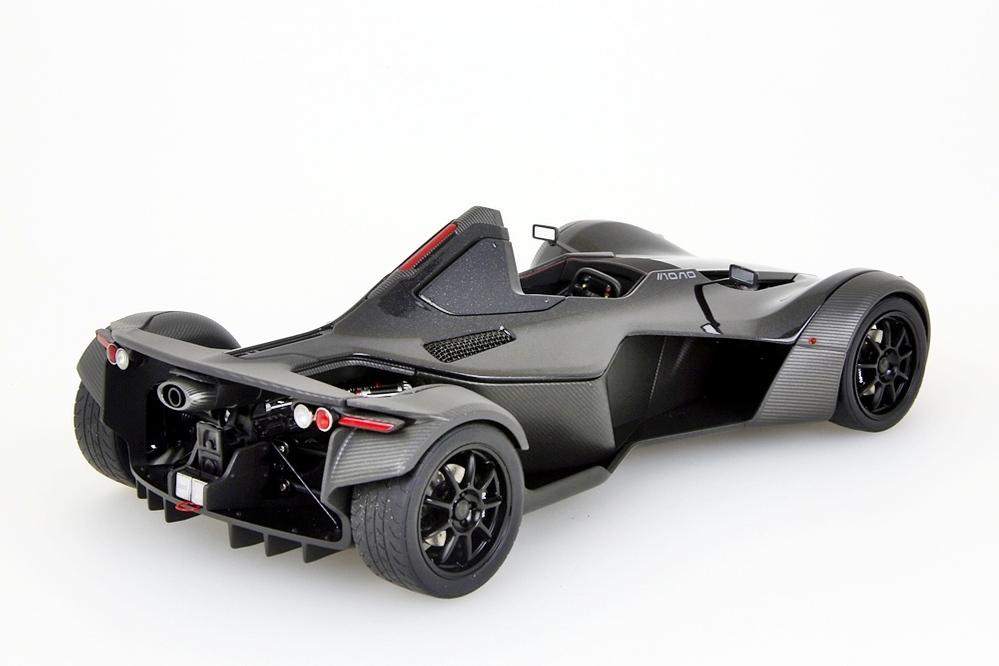 BAC Mono 2011 metallic schwarz – Bild 7