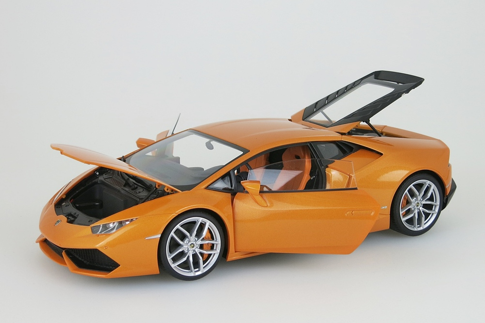 Lamborghini Huracan LP610-4  2014  orange metallic – Bild 4