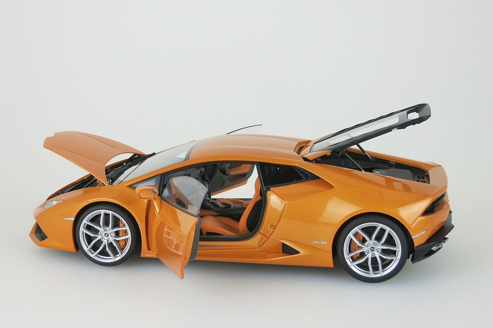Lamborghini Huracan LP610-4  2014  orange metallic – Bild 5