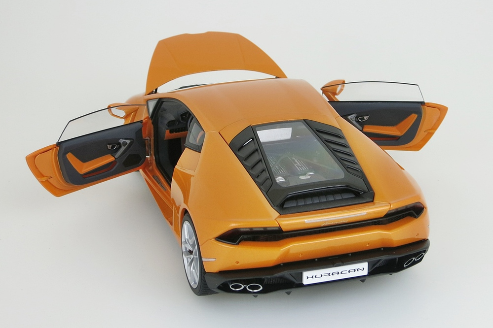 Lamborghini Huracan LP610-4  2014  orange metallic – Bild 11