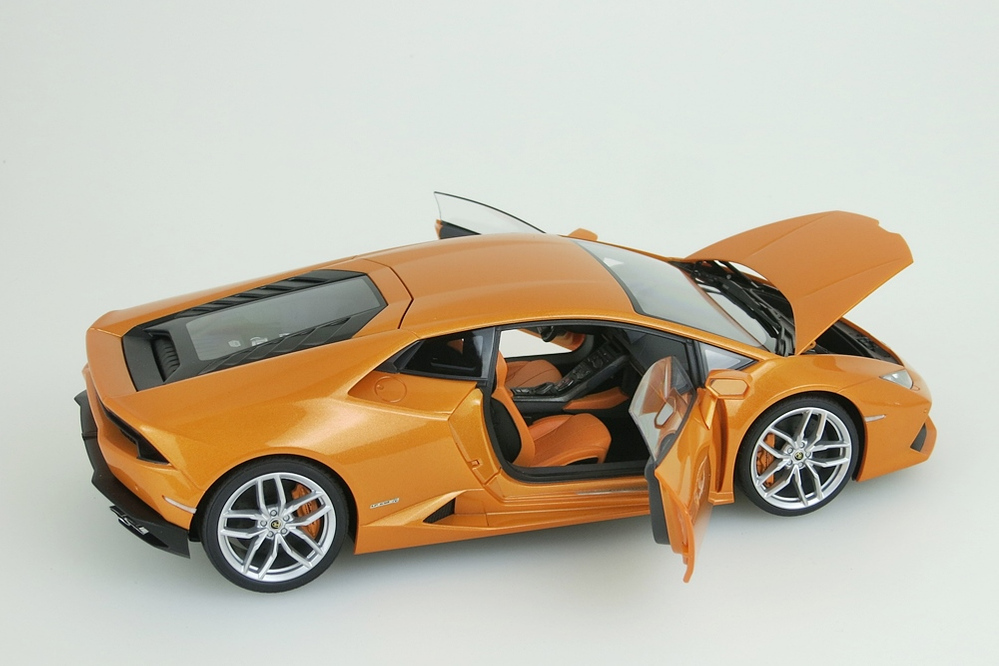 Lamborghini Huracan LP610-4  2014  orange metallic – Bild 9