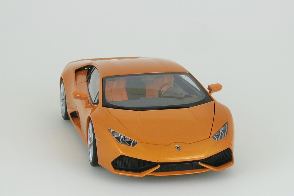 Lamborghini Huracan LP610-4  2014  orange metallic – Bild 3