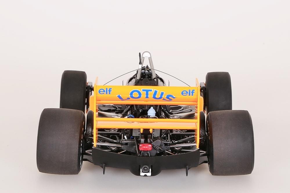Lotus 99T Honda F1 gelb Japanese GP 1987 Nakajima #11 – Bild 10